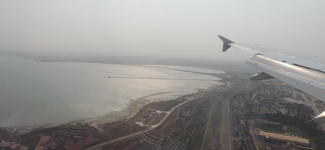 Veduta aerea